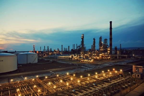 Rafinerija nafte Brod